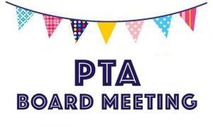 PTA Board Mtg @ Willis Lane Elementary